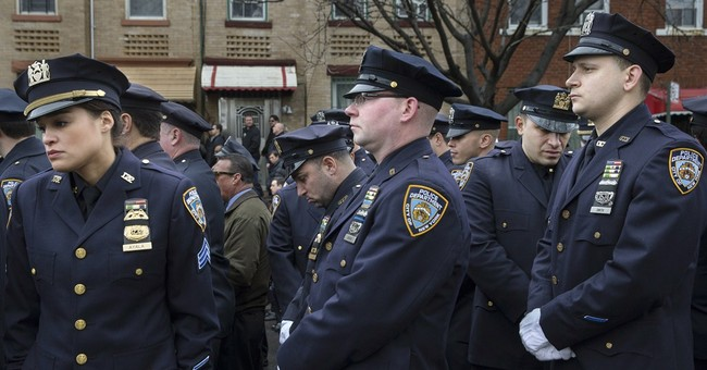 NYC Mayor de Blasio: Police were disrespectful to turn backs