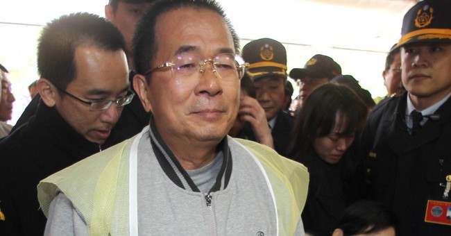 Imprisoned Taiwanese ex-President Chen given medical parole
