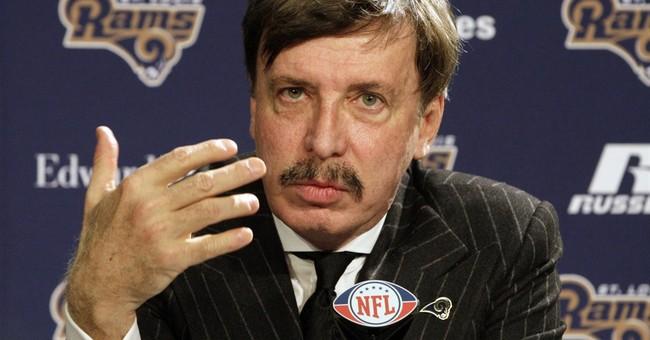 St. Louis leaders: Rams owner won't return our calls