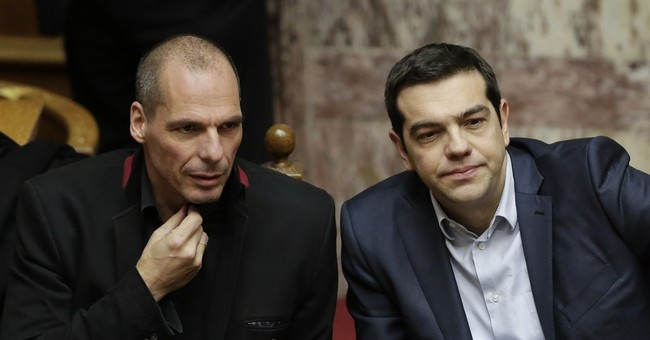 Ka-ching: Euro exit would cost Greece dear, shake eurozone
