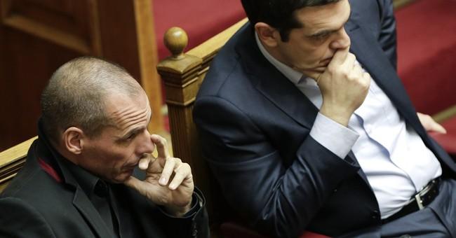 Ka-ching: Euro exit would cost Greece dear, shake eurozone