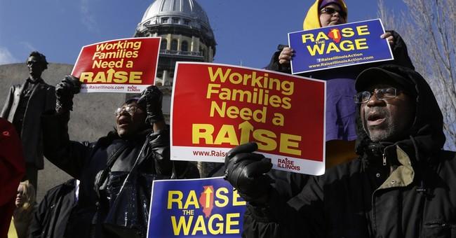AP-GfK Poll: Most Americans favor a higher minimum wage