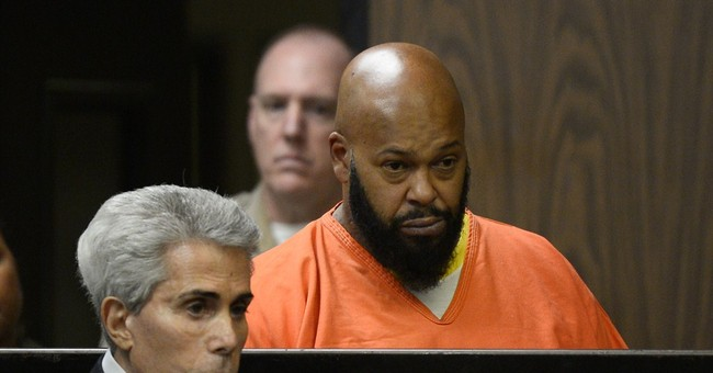 'Suge' Knight taken by ambulance from court for second time