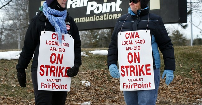 Unions begin 3 days of voting on FairPoint contract