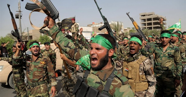 Uneasy alliances as fractured Iraq battles IS group