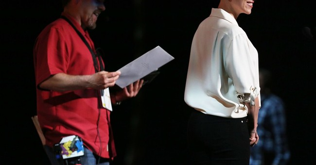 Paltrow keeps it quick, Johansson sweet at Oscar rehearsals