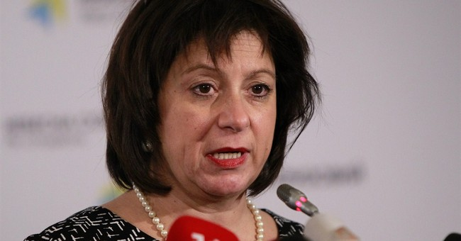 Ukraine finance chief: West, IMF won't flag in bailout aid