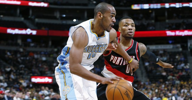 Nuggets trade Afflalo to Blazers in 5-player deal