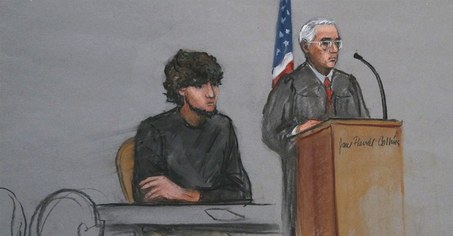 Judge: Tsarnaev supporters can demonstrate near court entry