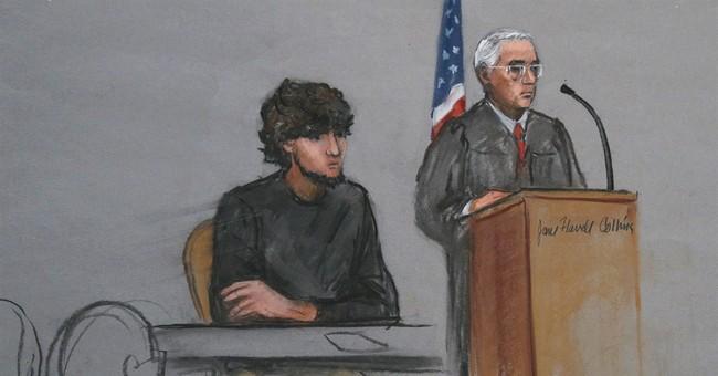 Prospective juror in Tsarnaev trial cites image of backpack