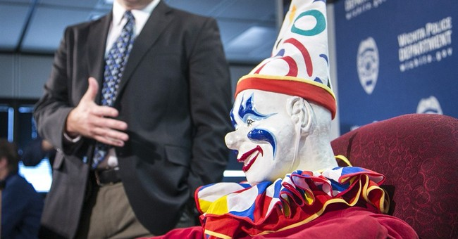 Clown from amusement park found in sex offender's home