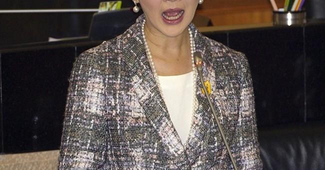 Thai prosecutor presses criminal charges against ex-premier