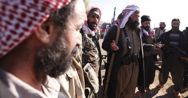 Some signs of tension emerge among Islamic State militants