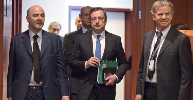 Account shows ECB fears of deflation as it weighed stimulus