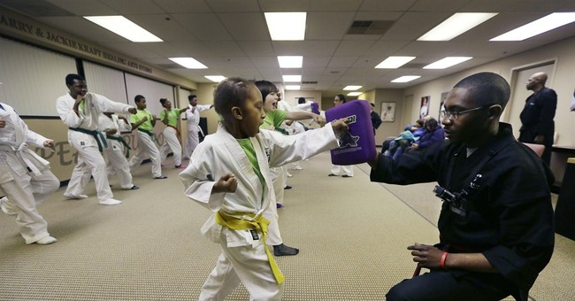 Michigan-based martial arts program helps kids kick cancer