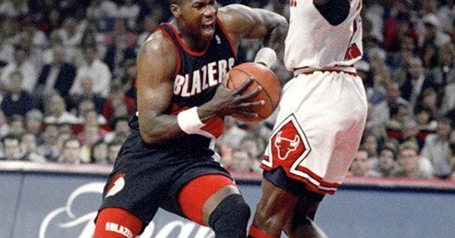 Blazers grieve for Jerome Kersey; death linked to blood clot