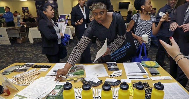 Applications for US unemployment aid plummet to 283,000