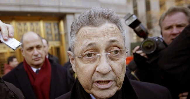 Ex-NY Assembly Speaker Sheldon Silver indicted on 3 charges