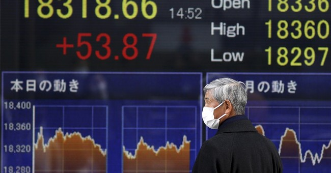 Stock market hits new high after Greece gets loan extension