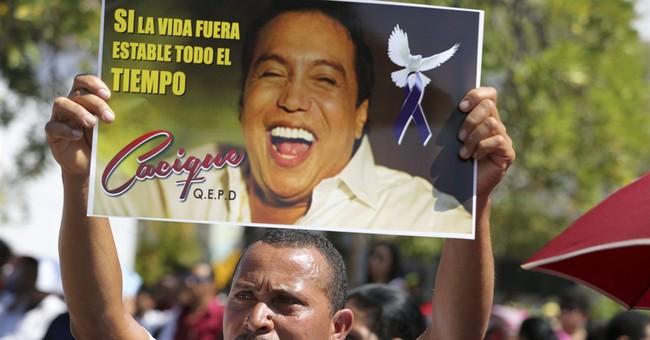 Correction: Colombia-Telenovela Hit story