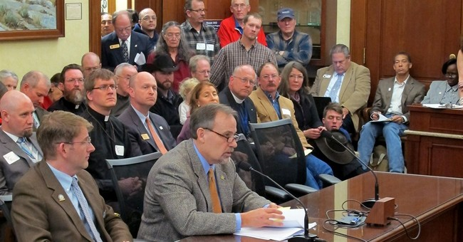 Wyoming panel moves bill to ban sexual-orientation bias