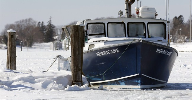 AP EXPLAINS: New England's struggle to get rid of the snow