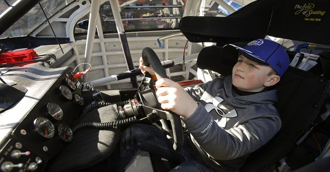NASCAR announces effort to promote math, science