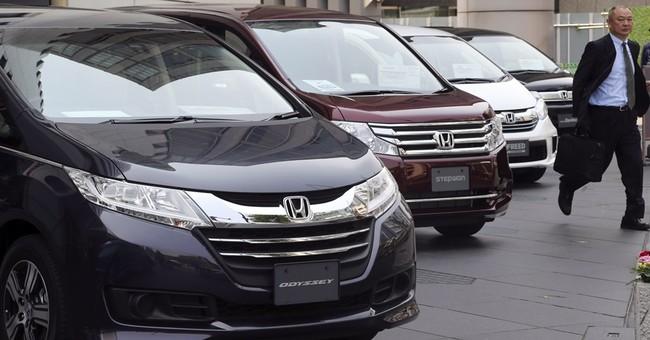 Honda adjusts North American output due to parts shortage
