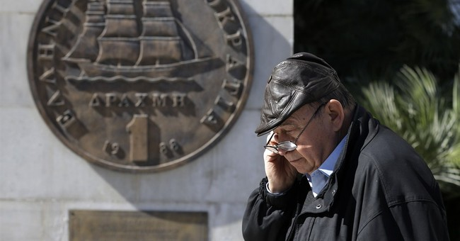 With Greece deal elusive, risk rises of financial lockdown