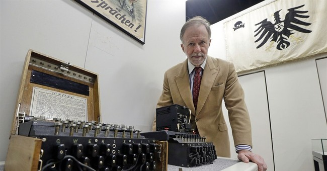 Correction: Oscars-Enigma Machines story
