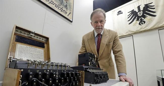 Correction: Oscars-Enigma Machines story