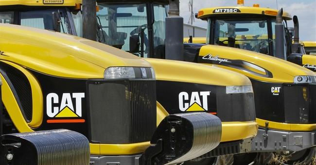 Caterpillar staying put in Peoria, expanding headquarters
