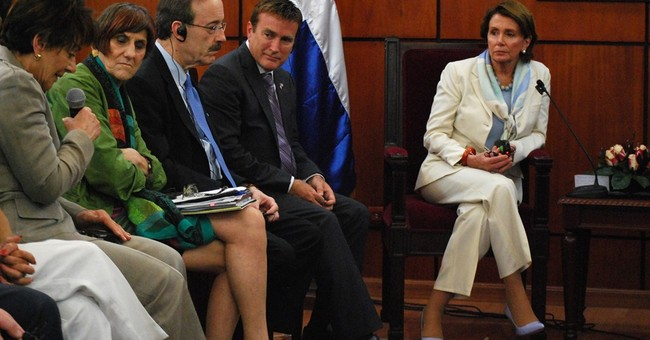 Pelosi, others meet with officials in Dominican Republic