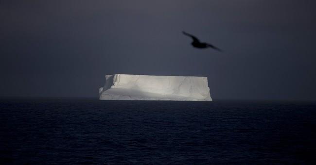 AP PHOTOS:  Antarctica, a window into mankind's future