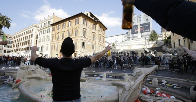 Rome mayor: Clashes show security lacking in capital