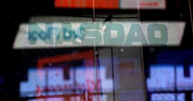 Nasdaq gains for eighth straight day, nearing dot-com high