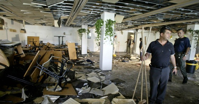 US trial over attacks could hurt Palestinian war crimes push