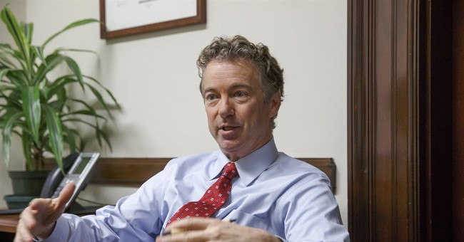 In early White House maneuvering, Paul avoids predictability