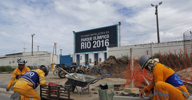 IOC inspectors tour Rio 2016 sites; games start in 18 months