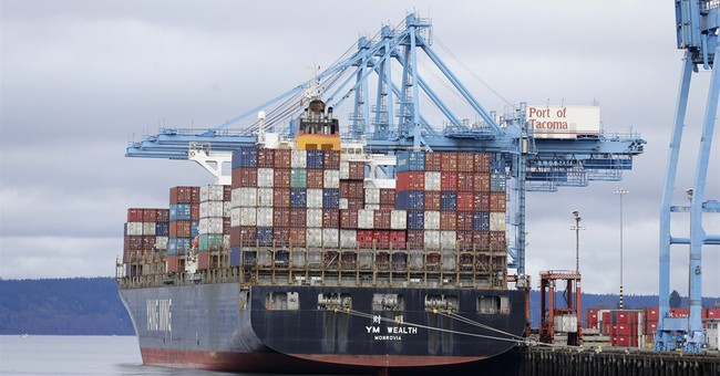 With deal, West Coast seaports tackle huge cargo backlog