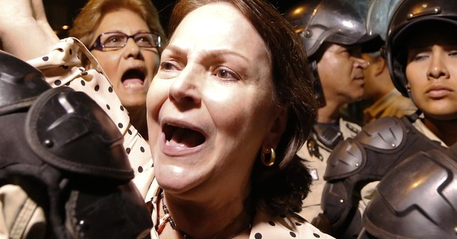 Tensions up in Venezuela as police arrest opposition leader