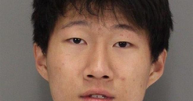 University student charged with slashing sleeping roommate