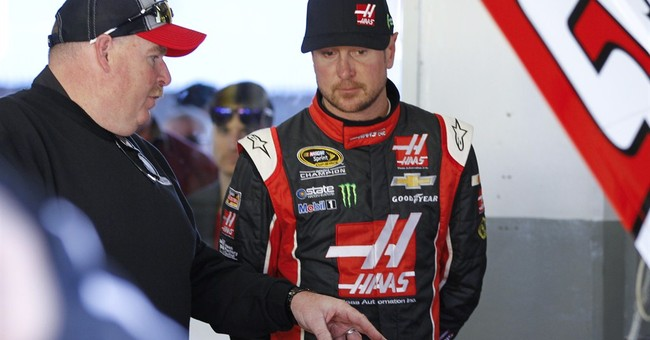 Kurt Busch appeals to save his NASCAR career