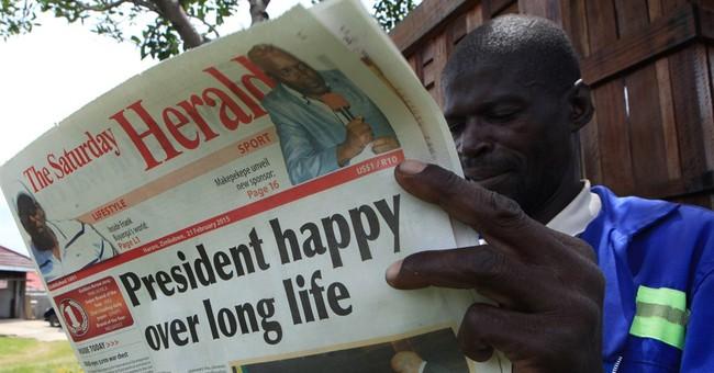 Zimbabwe's Mugabe marks 91st birthday as country struggles