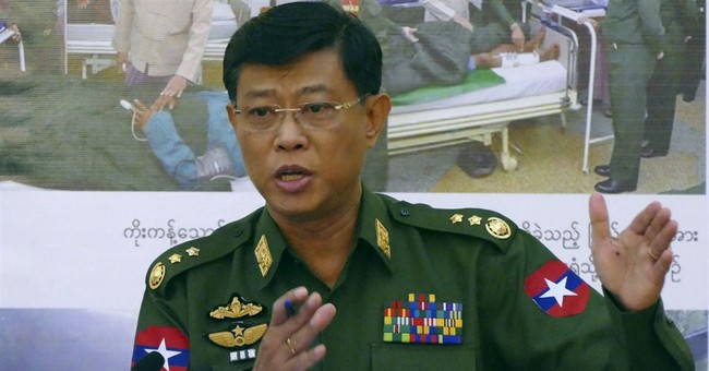 Myanmar says Kokang rebels on the run despite allies' help