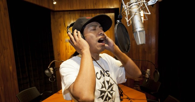 Guatemalan rappers promote Mayan language, stories to youth