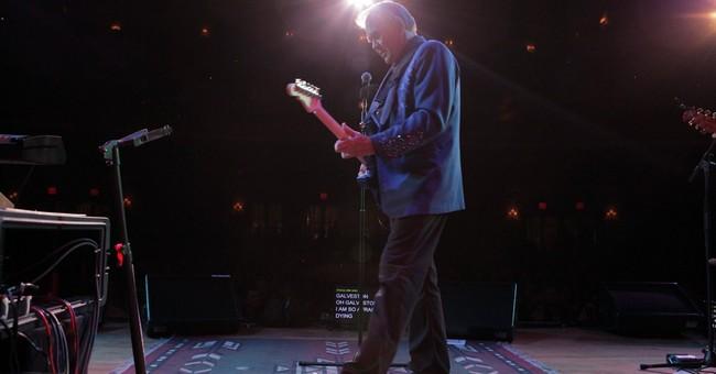 Glen Campbell's Oscar nod for original song caps his career