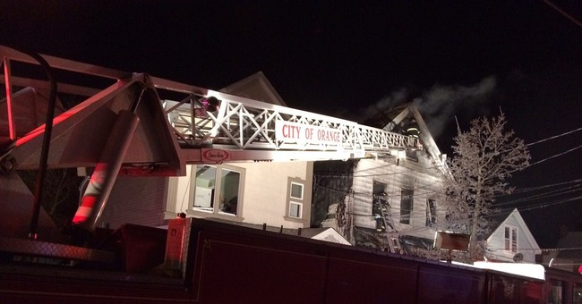 2 kids, ages 1 and 6, dead in New Jersey house fire