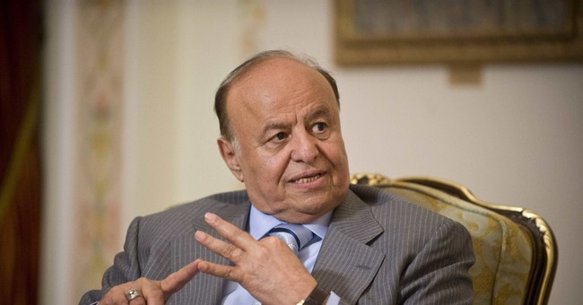 Yemen leader says still president after fleeing capital