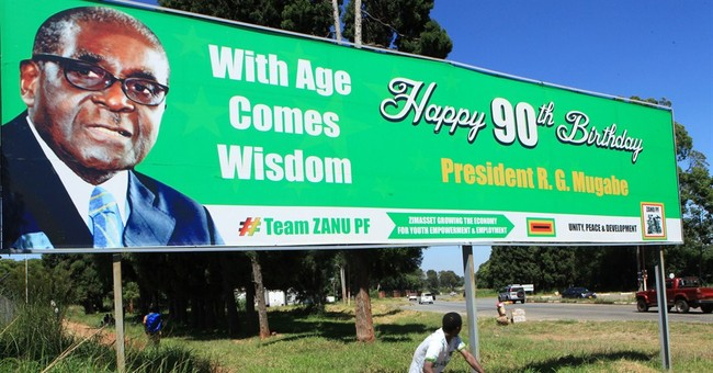 Zimbabwe's Mugabe marks 91st birthday as country struggles